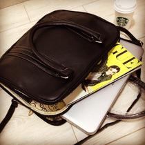 Bolsa Pasta Executiva Bag Notebook 16 Feminina