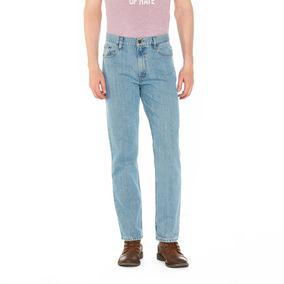 Jeans Oggi Power Blak Straight 530 Hombre