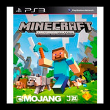 Minecraft Playstation 3 Ps3 Acreditacion Inmediata Oxxo