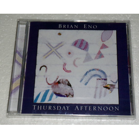 Brian Eno Thursday Afternoon Cd Importado Sellado Kktus