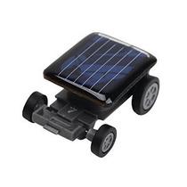 Porción 5 Pc Más Pequeño Mini De Energía Solar Robot Toy Car