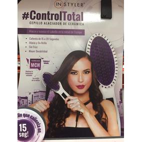In-styler Cepillo Alaciador De Cerámica Inova Garantia