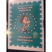 Box Coleção Histórica Turma Da Mônica - 8 - Lacrado