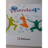 Libro Ingles New Friends 4° Año Editorial Richmond