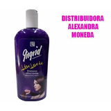 Ingrid Shampoo Liso Lacio Shampoo Alaciante Temporal 450ml