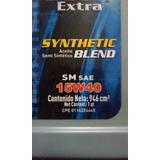 Aceite 15w40 Semisintetico