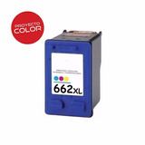 Cartucho 662xl Color Impresora 1515 2515 2545 3545 3645