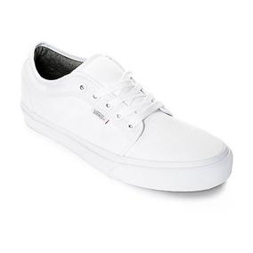 vans clasicas blancas