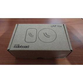 Router Ap Mikrotik Wireless Rbcapl-2nd Lite - Rbcapl-2nd