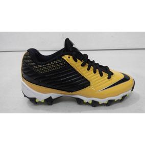 5a84dee0cca7 Nike Vapor Shark Gs Boy s. Amarillo Con Negro. Número 20 Mx