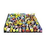 Oliadesign Pokemon Pikachu Monster Figura Plástico Mini (24