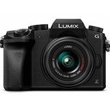 Panasonic Lumix G7 4k Cámara Sin Espejo, Con Mm Mega W4