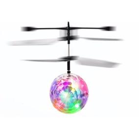 2x Un Bolinha Voadora Flying Ball Fly Bola Helicoptero Drone