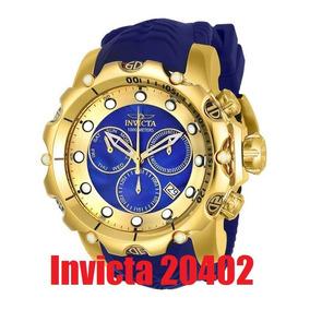 Relógio Invicta Venom 20402, Novo, Na Caixa. 100% Original.