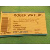 Roger Waters - Entrada En River Plate 2012 - Liquido -