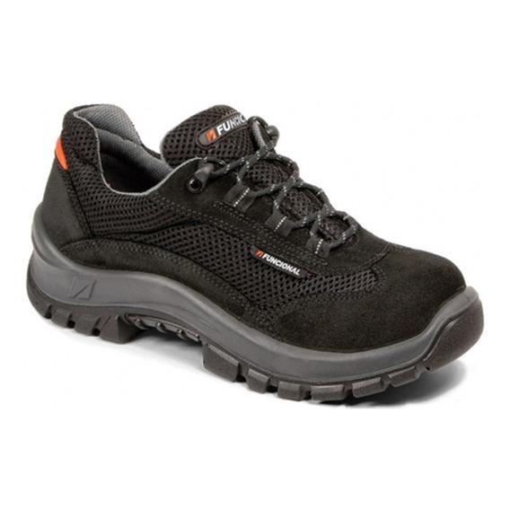 Calzado Zapatilla Zapato De Seguridad Funcional Cross
