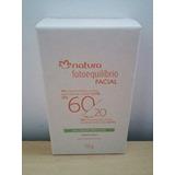 Gel Hidratante Facial Natura Fotoequilibrio - Fps 60/20
