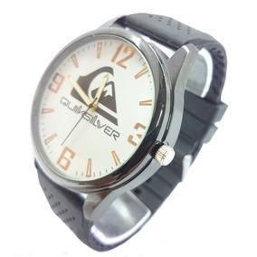 Relogio Quiksilver Branco Traction - Relógios no Mercado Livre Brasil 3392ef1ce9