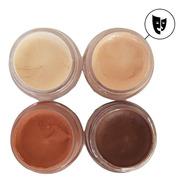 Base Cremosa Maquillaje Titi Mini Pote 5gr - Piel 2