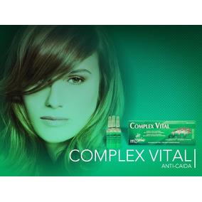 Ampolla Mystic Complex Vital Anti-caida 10 Unid.