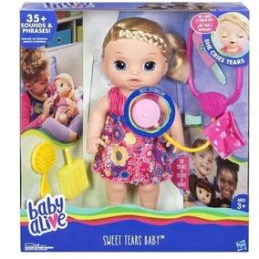 Baby Alive - Bebê Doces Lágrimas
