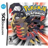 Pokemon Platinum Mídia Física 100% Original Novo Nds