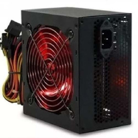 Fonte Atx Gamer Hoopson 550w Real Power Supply Pfc Passive