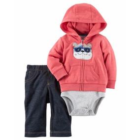 Set 3 Piezas Campera Carter´s Toddler Varón