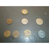 Monedas Coleccionables Extranjeras (lote 5)