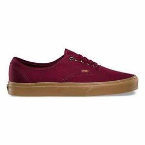 Vans Color Primario Rojo - Ropa c02810ce683