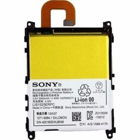 Bateria Lis1525erpc Original Sony Celular Xperia Z1 Co79