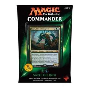 Commander 2015 Swell The Host Selado Em Inglês!