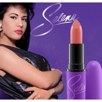 Labiales Mac Selena Amor Prohibido 6 Piezas Envio Gratis