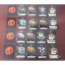 Dlc Armas Gears Of War 4 Omen Lancer, Teacup, Jungle Camo