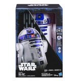 Hasbro Star Wars R2d2 Smart Inteligente Bluetooth