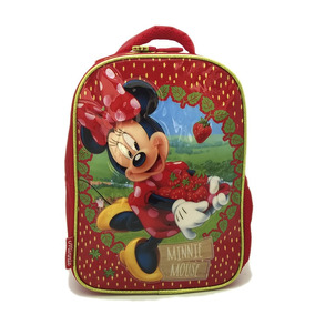 Mochila Top3 Oficial Minnie 12