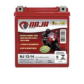Bateria Moto Suzuki Ls Savage 650 86 A 08 12-14