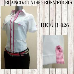 Camisa Manga Corta Tipo Columbia ( Algodón Y Taslon )