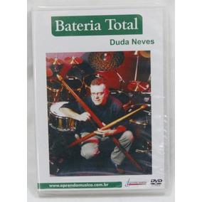 Curso De Bateria Total Duda Neve
