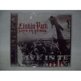 Dvd Original Linkin Park- Live In Texas- Contém Apenas O Dvd