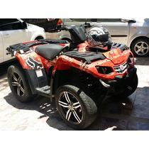 Cuatrimoto Atv 4x4 400cc Automática Full
