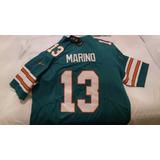 Camisa Nfl Futebol Americano Miami Dolphins Dan Marino