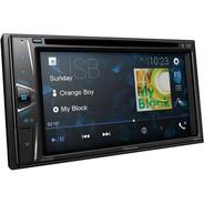 Estereo Pioneer Avh 225 Bluetooth Pantalla Tactil Dvd Cd Usb