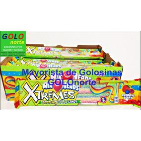 5 Cajas X18unid Caramelos Airheads Xtremes 57gr Envio Gratis