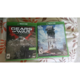 Gears Of Wars Ultimate Edition Y Star Wars Battlefront