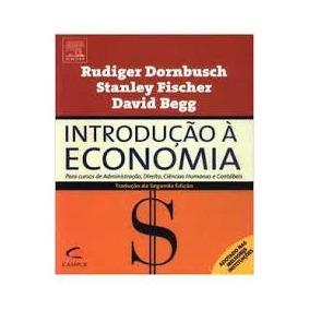 Introduo a economia dornbusch livros no mercado livre brasil introduo economia rudiger dornbusch fandeluxe Images