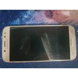 Samsung Galaxy J5 Pro Dourado Tela Quebrada. Frete Gratis.
