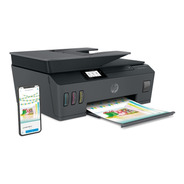 Impresora Multifuncion Hp Smart Tank 615 Sist Continuo Wifi