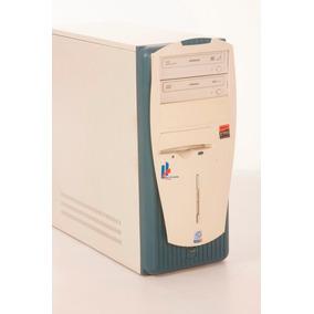 Computadora Intel Pentium 4 + Regalo De Parlantes Para Pc