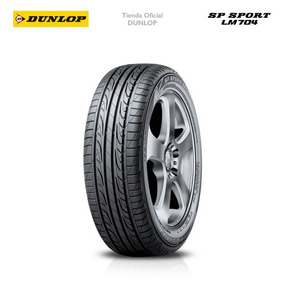 175/65 R14 Dunlop Sp Sport Lm 704 +colocacion En 60suc